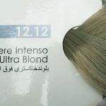 بلوند خاکستری فوق العاده روشن قوی 12.12