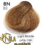 بلوند روشن 8N