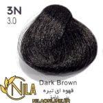 قهوه ای تیره 3N