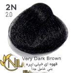 قهوه ای خیلی تیره 2N
