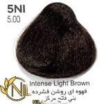قهوه ای روشن قوی 5NI
