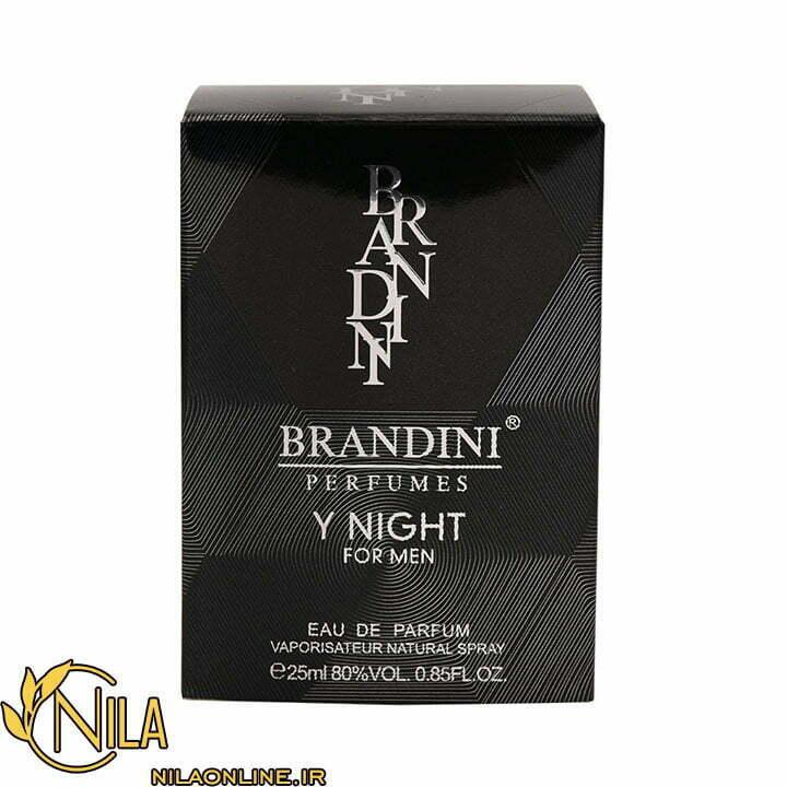 عطر ادکلن وای نایت مردانه Y night for Men برندینی