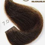 رنگ موی آوایی بلوند متوسط 7.0