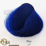 واریاسیون آبی 007 رنگ موی سانتکس