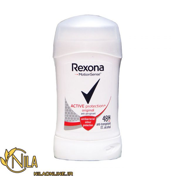 استیک ضد تعریق (دئودرانت) رکسونا مدل اکتیو Active protection 40 میلی لیتر