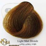 رنگ موی بلوند زیتونی روشن 8.2 سانتکس