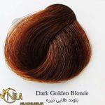 رنگ موی بلوند طلایی تیره 6.3 سانتکس