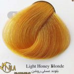 رنگ موی بلوند عسلی روشن 8.34 سانتکس
