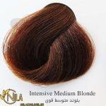رنگ موی بلوند متوسط قوی 7.00 سانتکس
