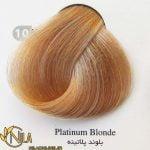 رنگ موی بلوند پلاتینه 10.0 سانتکس