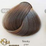 واریاسیون دودی 001 رنگ موی سانتکس