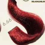 رنگ موی آوایی آلبالویی متوسط 6.66