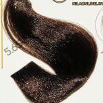 رنگ موی آوایی بلوند شکلاتی گرم تیره 5.65
