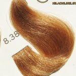 رنگ موی آوایی شیر نسکافه ای 8.38