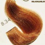 رنگ موی آوایی عسلی روشن 8.34