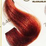 رنگ موی آوایی بلوند مسی قرمز تیره 6.46