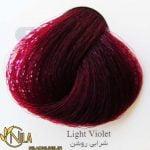 رنگ موی شرابی روشن 5.6 سانتکس