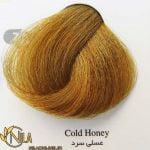 رنگ موی عسلی سرد 7.341 سانتکس