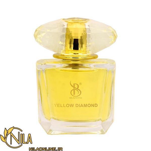 عطر ادکلن یلو دیاموند زنانه Yellow diamond برندینی