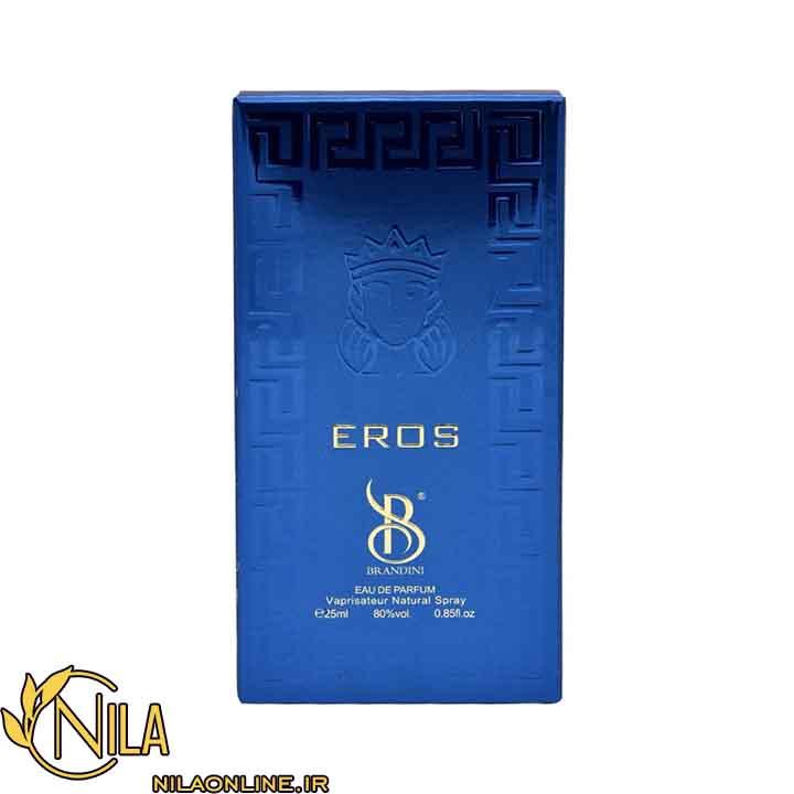 عطر ادکن اروس مردانه Eros برندینی