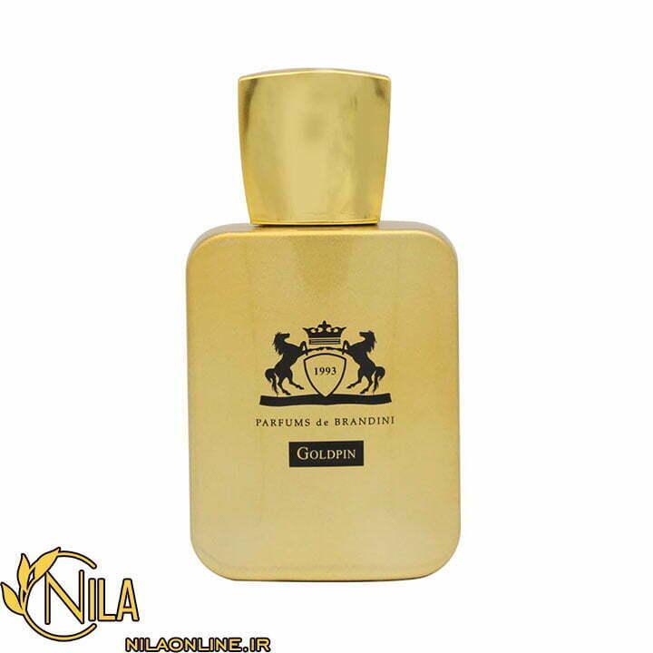 عطر گلدفین زنانه و مردانه Goldpin برندینی