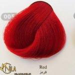 واریاسیون قرمز 005 رنگ موی سانتکس
