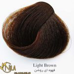 رنگ موی قهوه ای روشن 5.0 سانتکس