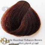 رنگ موی قهوهای فندوقی تنباکویی روشن 5.35 سانتکس