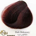 رنگ موی ماهاگونی تیره 4.5 سانتکس