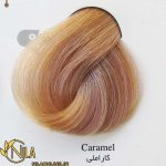 رنگ موی کاراملی 9.08 سانتکس