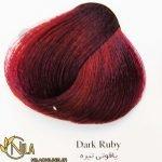 رنگ موی یاقوتی تیره 5.56 سانتکس