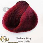 رنگ موی یاقوتی متوسط 6.56 سانتکس