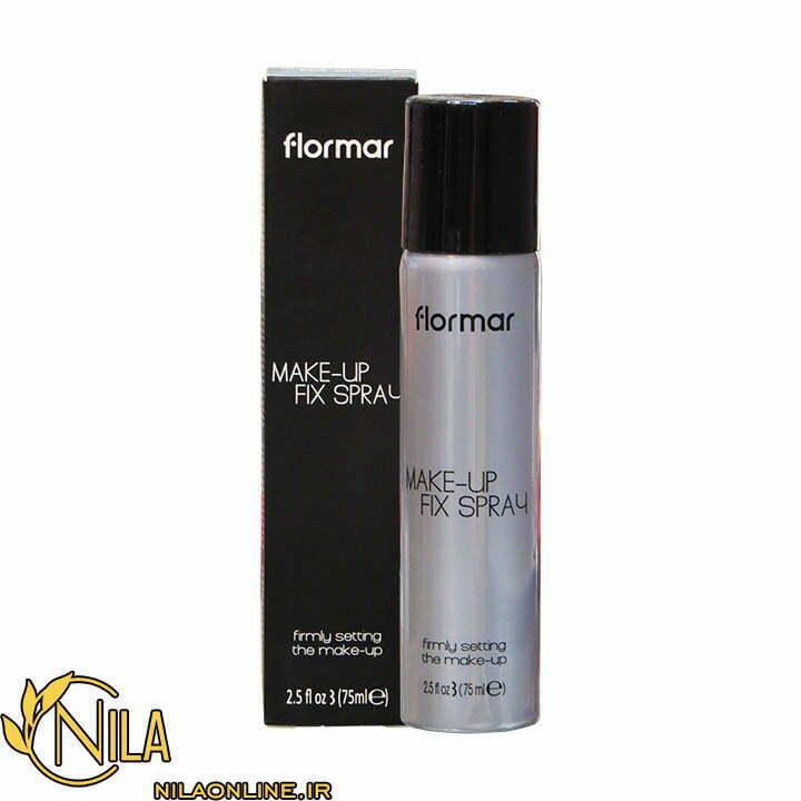 اسپری فیکساتور آرایش فلورمار Flormar حجم 75 میلی لیتر 5